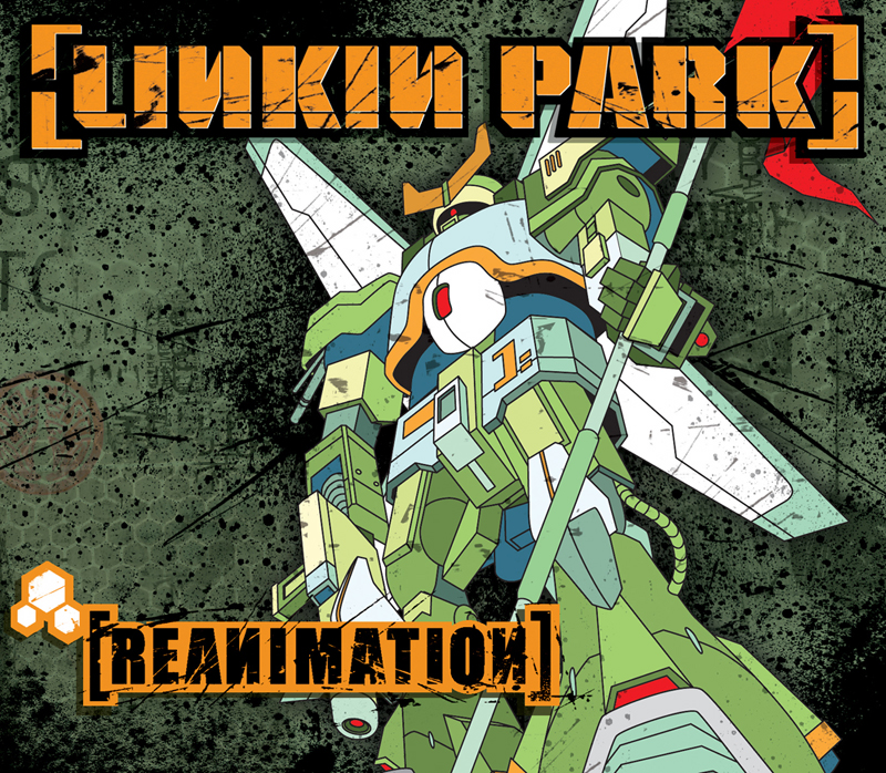 Linkin Park - Reanimation (2002) Reanimationcover